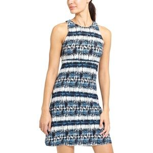 Athleta | High Neck Santorini Dress